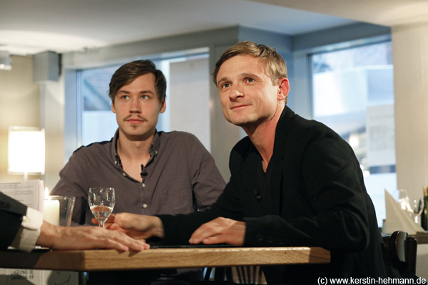 """Into the White"" mit David Kross und Florian Lukas"